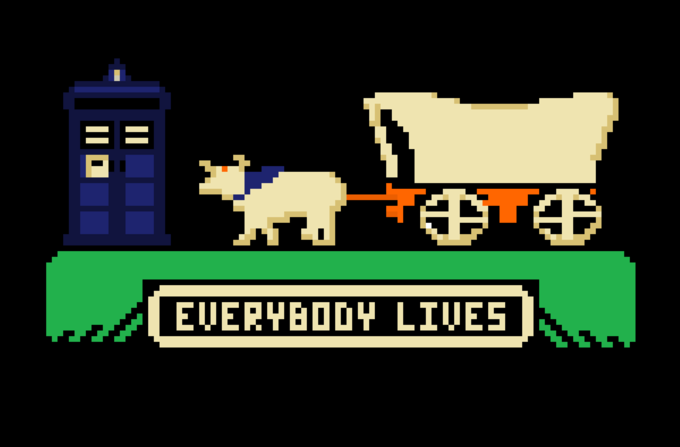 you have died of dysentery the oregon trail game